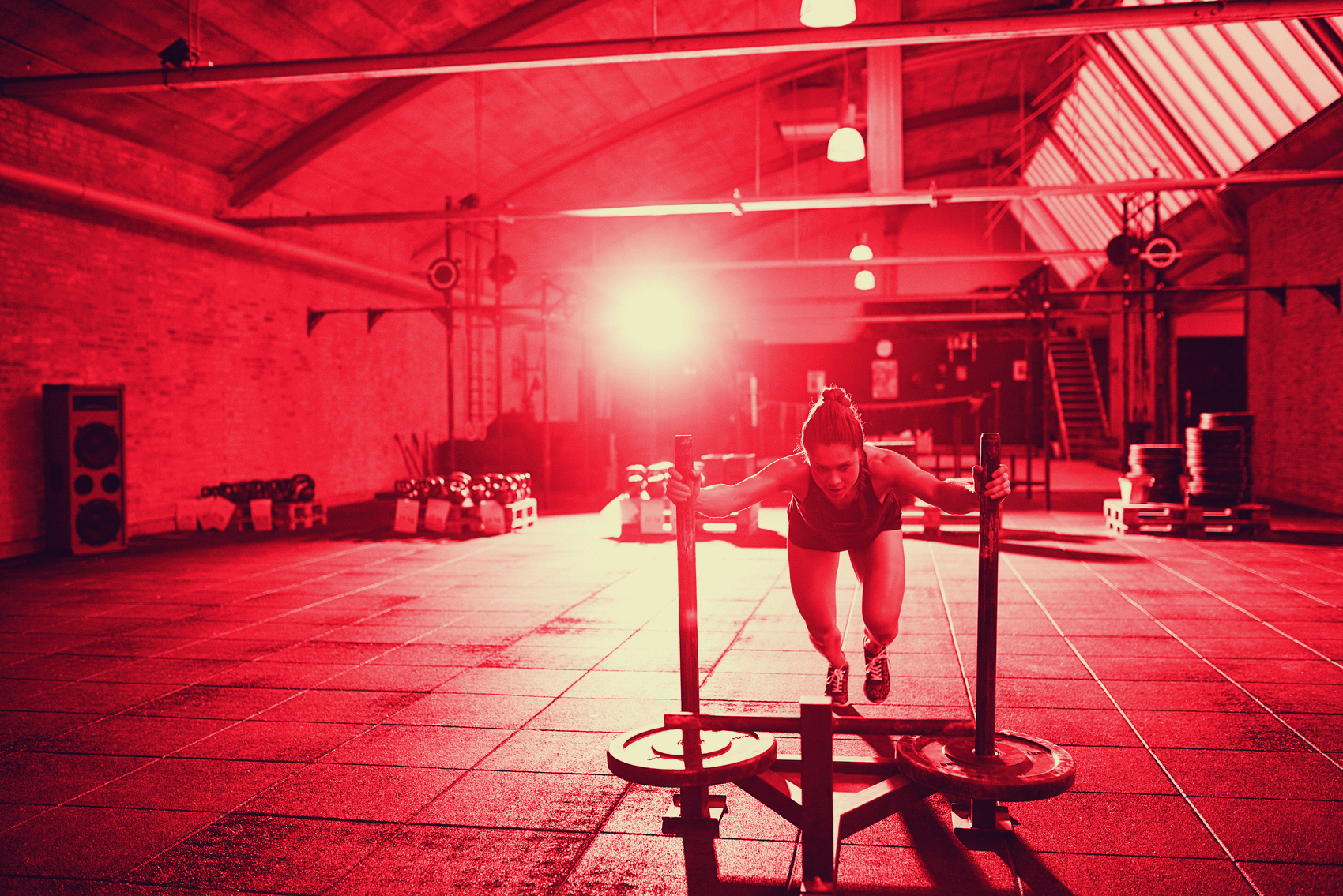 Sports Performance Workout