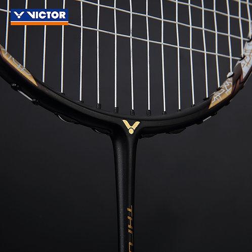 Victor THRUSTER F Badminton Racquet Black/ Gold