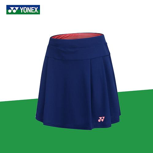 Yonex Badminton/ Tennis Sports Skirt 220091BCR Navy