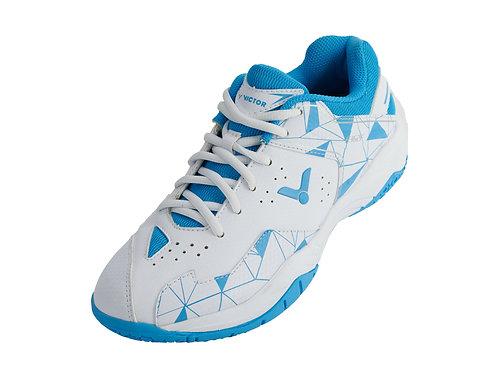 Victor A362F Badminton Shoes White/ Aqiarius WOMEN'S