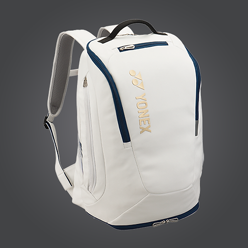 Yonex BA12MLTDEX PRO BACKPACK White/ Gold