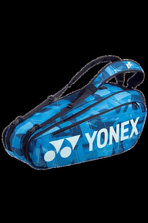 Yonex BA92026EX PRO RACQUET BAG (6pcs) Water Blue