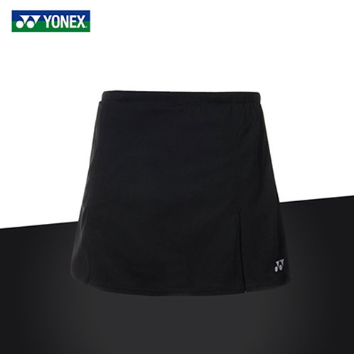 Yonex Badminton/ Tennis Sports Skirt Black