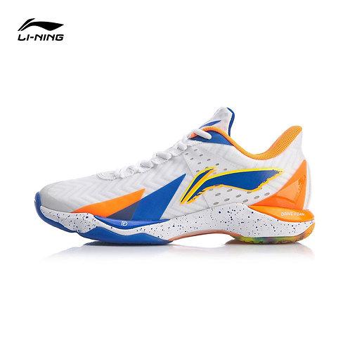 Li-Ning Dagger III Badminton Shoes White MEN'S
