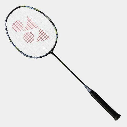 Yonex Astrox 22F Super Lightweight Badminton Racquet Black/ Lime (Ready to Go)
