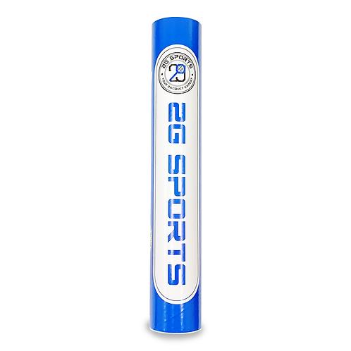 2G SPORTS BLUE label Badminton Feather Shuttlecocks One Tube