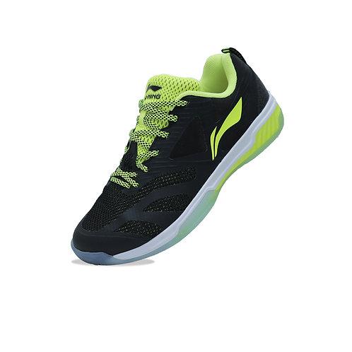 Li-Ning Cloud iii Badminton/ Training Shoes Black Men's