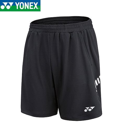 Yonex Badminton/ Tennis Sports Short 120061BCR Black MEN'S
