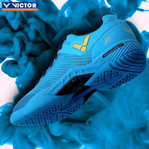 Victor Badminton Sports Shoes S82CY Hawaiian Blue (UNISEX)