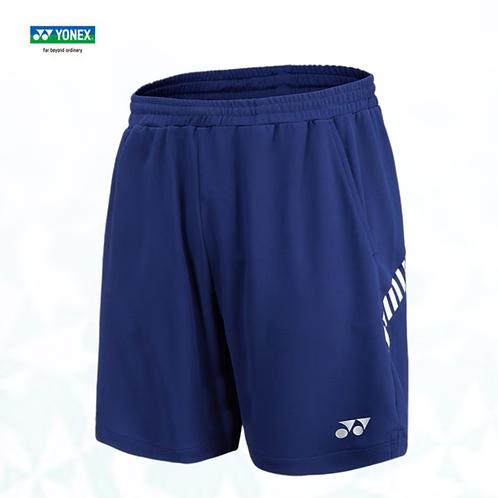 Yonex Badminton/ Tennis Sports Short 120061BCR Navy MEN'S