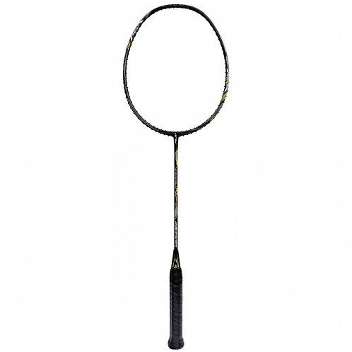 Felet the Badsmasher Beginner friendly Badminton Racquet (Ready to Go)