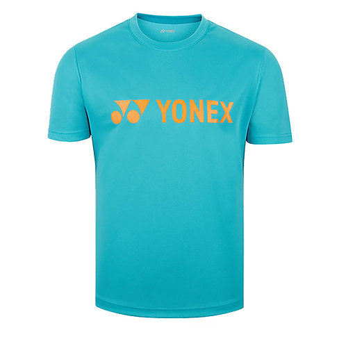 Yonex Badminton/ Sports Unisex Shirt Ocean Blue