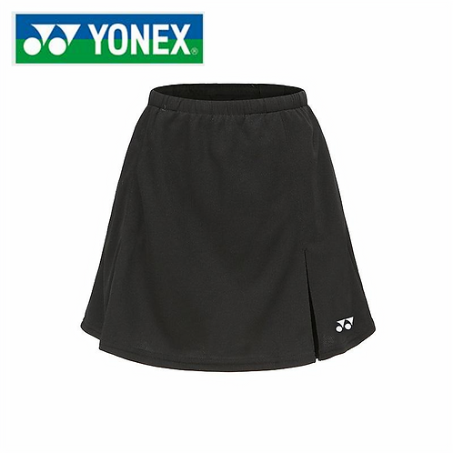 Yonex Badminton/ Tennis Sports Skirt 220140BCR Black