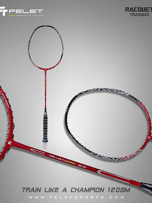 Felet Training Racquet 120g