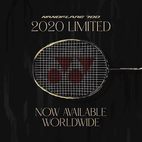 Yonex Nanoflare 700 Black/ Gold 2020 Limited