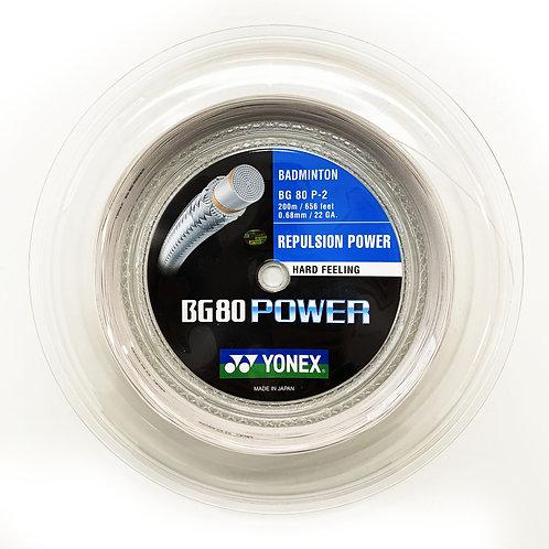Yonex BG80 POWER 200M