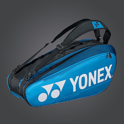 Yonex BA92026 PRO RACQUET BAG (6pcs) Deep Blue