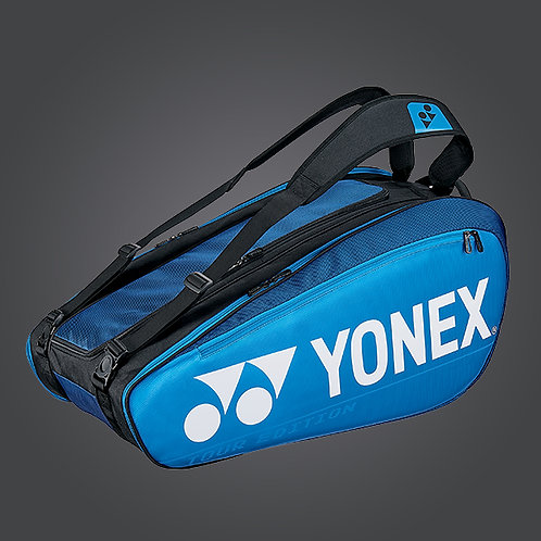 Yonex BA92029 PRO RACQUET BAG (9pcs) Deep Blue