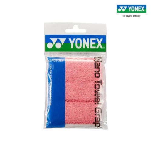 Yonex AC403-3EX Nano Towel Graps(3 wraps)
