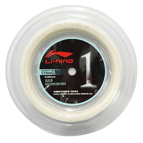 Li-Ning No.1 String 200M White