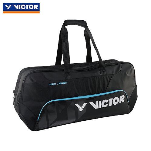 Victor BR8610CM 6pcs Badminton Bag Black/ Blue