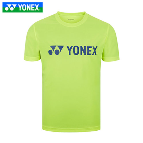 Yonex Badminton/ Sports Unisex Shirt Birght Yellow