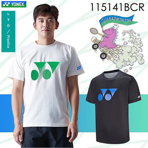 Yonex Badminton/ Tennis Fashion shirts 115141BCR MEN'S