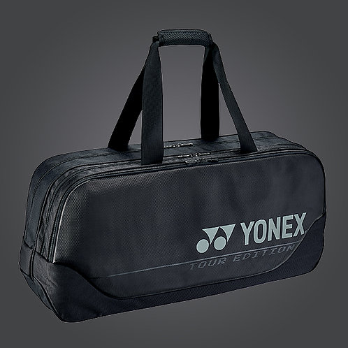 Yonex 6in1 BA92031W PRO TOURNAMENT BAG Black
