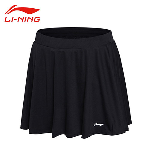 Li-Ning Women Badminton/ Tennis Skirt REGULAR FIT ASKL116-1