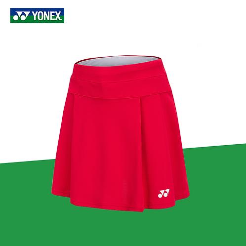 Yonex Badminton/ Tennis Sports Skirt 220091BCR Red