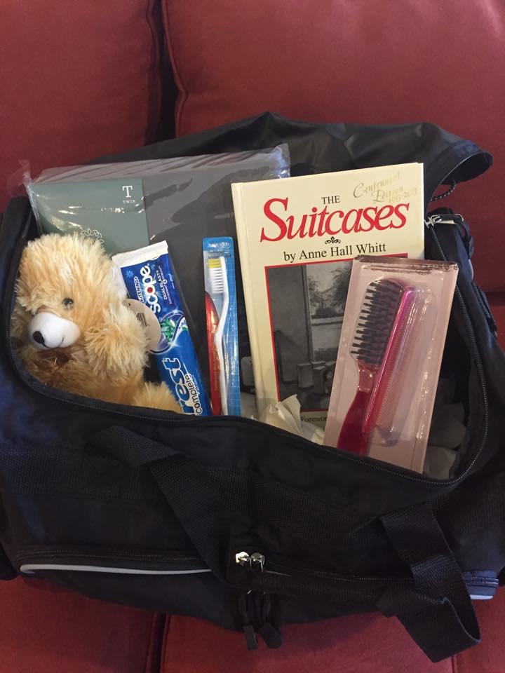 Duffle Bag Contents