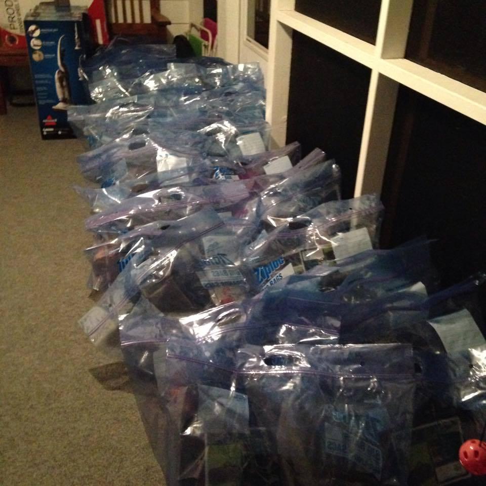 Duffle Bag Items