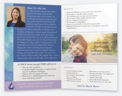 Bi-Fold Brochure - Inside