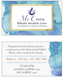 Two Sided Business Card