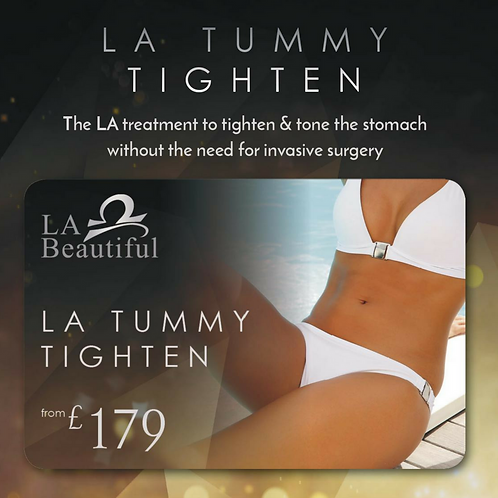 LA TUMMY TIGHTEN