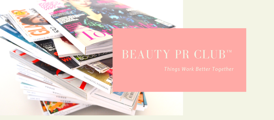 What Problems Will Beauty PR Club Help you to solve?