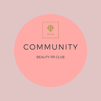 Beauty PR Club Community