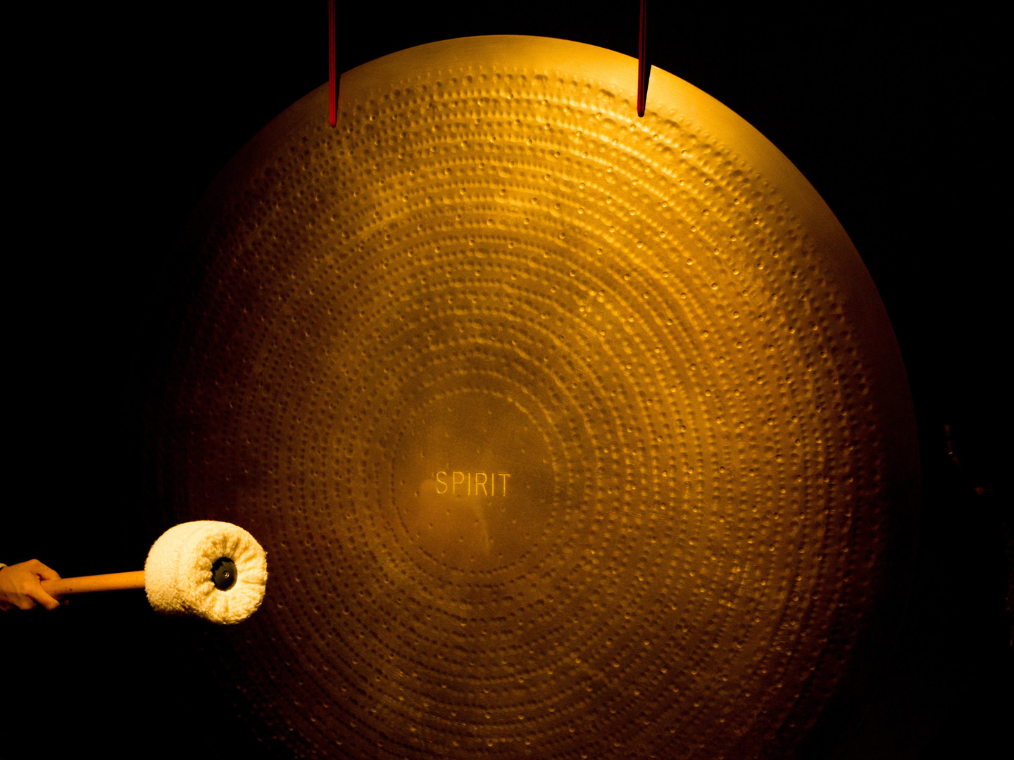 Gong Ceremony