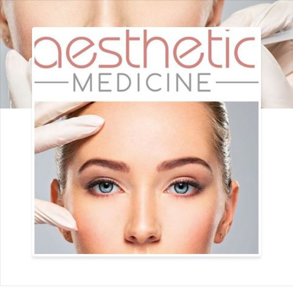 We are in this months Aesthetic Medicine Magazine with our - Groundbreaking new technology from LA E