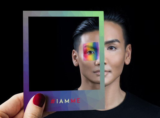 Big Pharma Back World's First LGBTQ+ Ambassador Dr Vincent Wong and his #IAMME Campaign