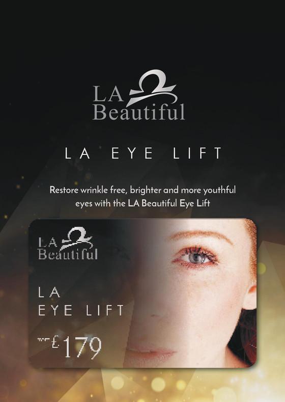 The LA Eye Lift from LA Beautiful