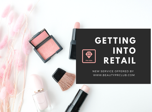 Get Into Retail with your Beauty Grooming or Personal Care brand in 2020