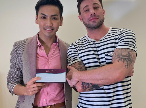 More Trade press for Dr vincent Wong's #IAMME LGBTQ+ Campaign