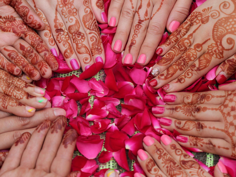 Henna Parties