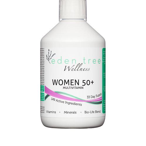 Eden Tree Women 50 + Multivitamin