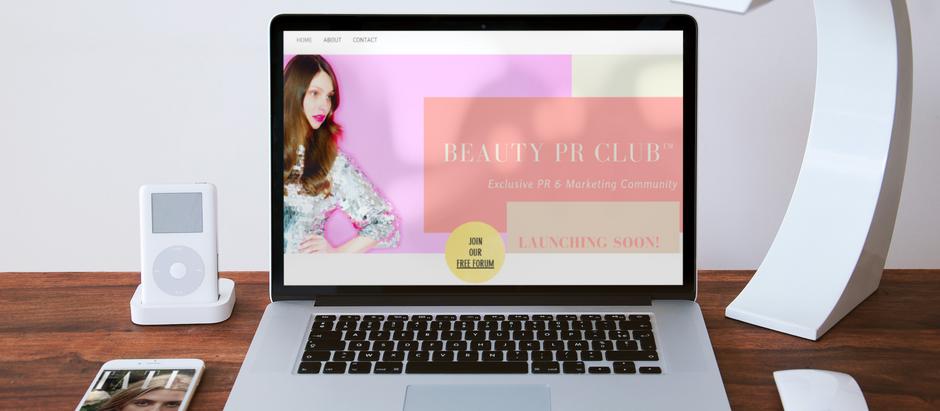 Free Beauty PR Club 2019 SEO Checklist