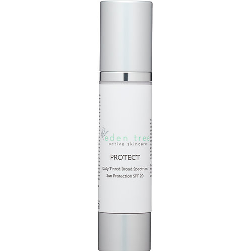 Eden Tree Protect – Daily Tainted Broad Spectrum  SPF 20
