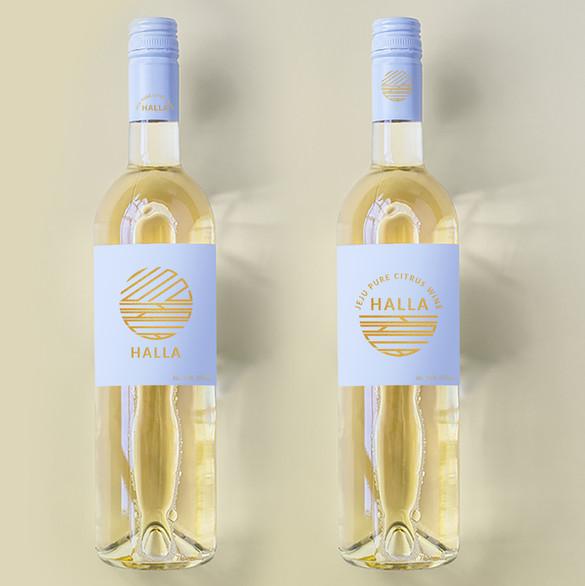 Halla Wine