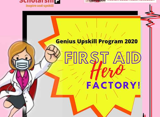 FIRST AID HERO - WHO ARE WE?