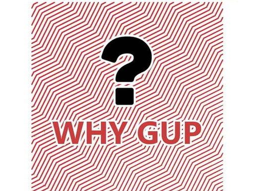 13 REASONS WHY YOU SHOULDN'T MISS GUP !!!